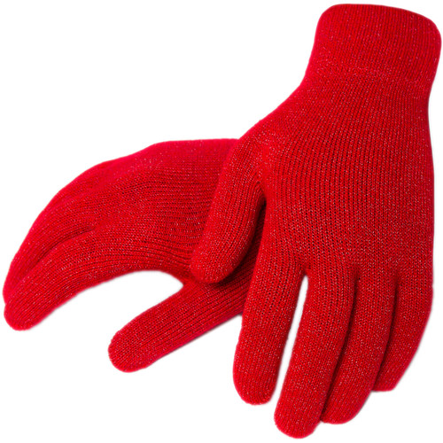 Agloves Sport Touchscreen Gloves (Medium/Large,Red)