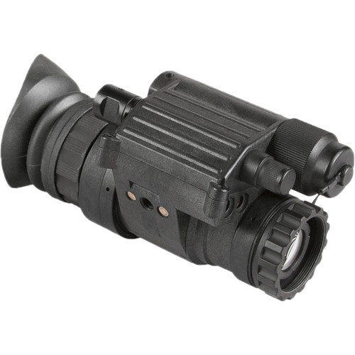AGM PVS14-51 3AW2 1x19 f/1.26 Gen 3+ Level 2 White Phosphor Night Vision Monocular