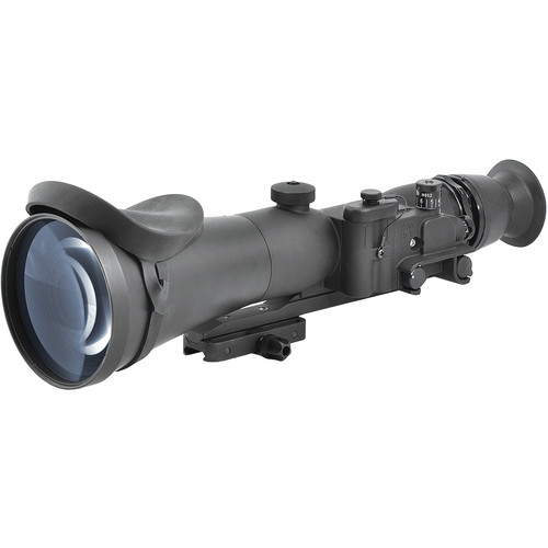 AGM Wolverine Pro 6 NL1 6x100mm Gen 2+ Level 1 Night Vision Riflescope (Mil-Dot Reticle)