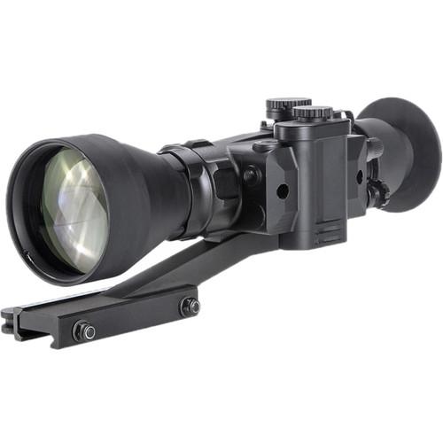 AGM Wolverine Pro-4 NL1 4x70mm Gen 2+ Level 1 Night Vision Riflescope (Red BDC Chevron)