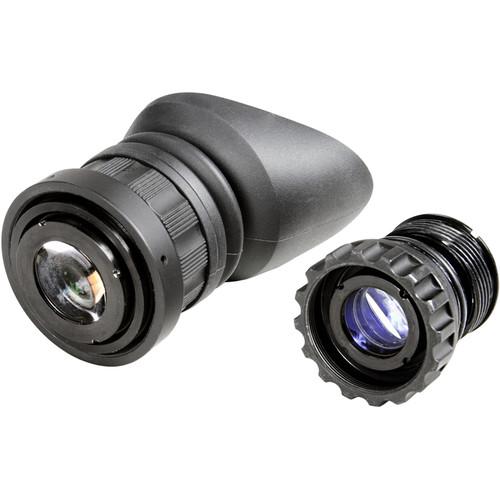 AGM 500 FOV 1x19mm f/1.26 Lens Upgrade Kit for PVS-14/PVS-14 Omega
