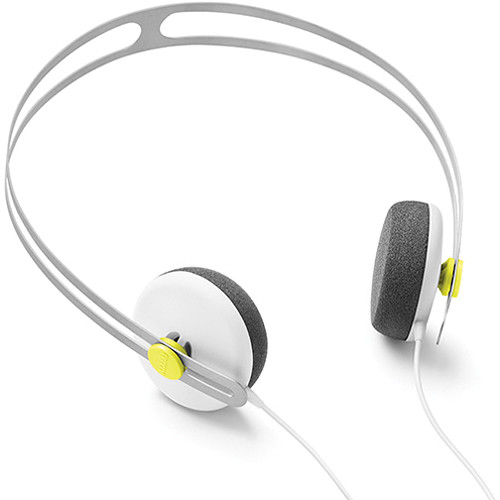 AIAIAI Tracks Headphone with 1-Button Mic (White)