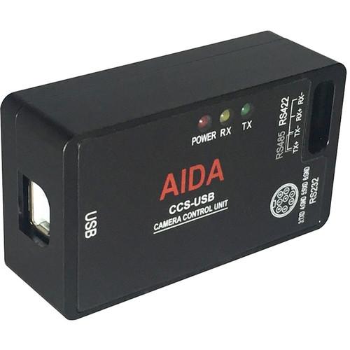 AIDA Imaging VISCA USB 3.1 Gen 1 Camera Control Unit & Software