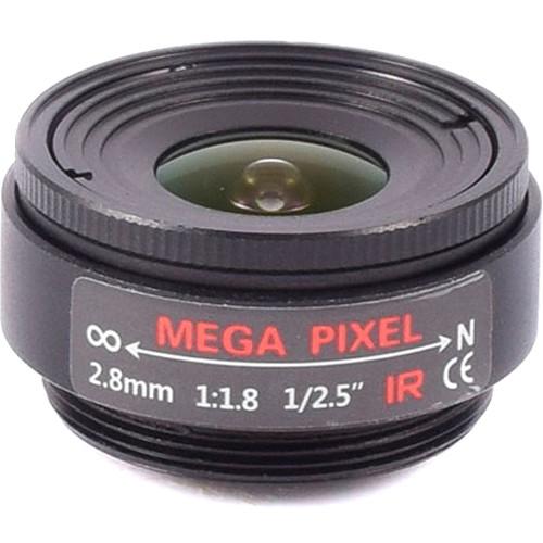 AIDA Imaging 2.8mm f/1.8 CS-Mount Lens