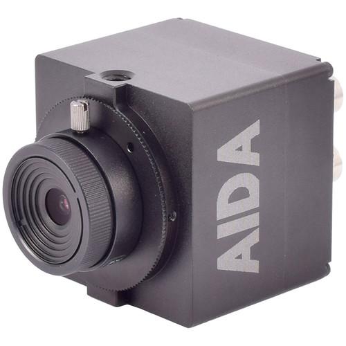 AIDA Imaging 3G-SDI/HDMI Full HD Genlock Camera with 4mm Fixed Lens