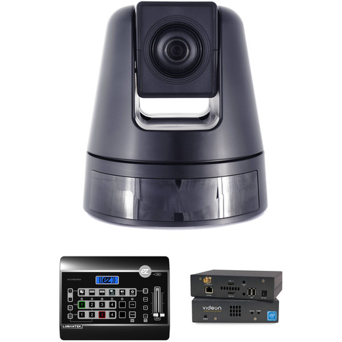 AIDA Imaging Camera, Lumantek Switcher, and Videon Encoder/Decoder Workflow Bundle