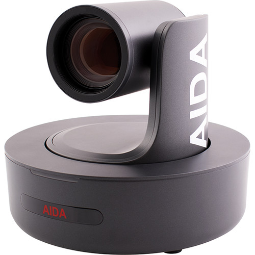 AIDA Imaging Full HD NDI Broadcast PTZ Camera with 12X ZOOM