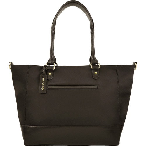 Aide de Camp Valencia Travel Tote (Sable Brown)