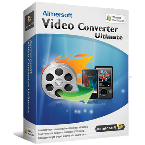 Aimersoft Video Converter Ultimate (Windows, Download)