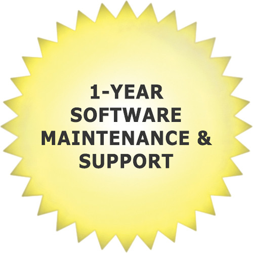 aimetis 1-Year Software Maintenance & Support for Symphony Standard Edition VMS