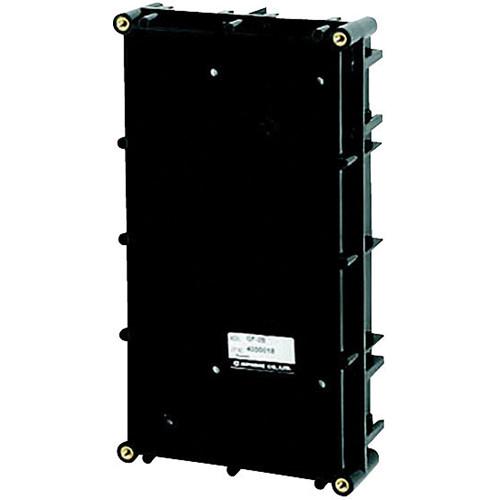 Aiphone GF-2B Two-Module Semi-Flush Back Box for GF/GH Series Entrance Stations