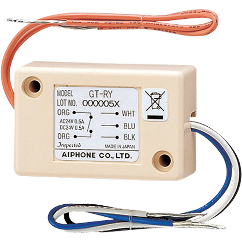Aiphone GT-RY External Signaling Relay for GT Series Multi-Tenant Video Intercom Systems