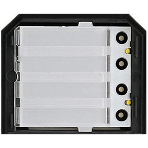 Aiphone GT-SW 4-Call Switch Module for GT Entrance Panel