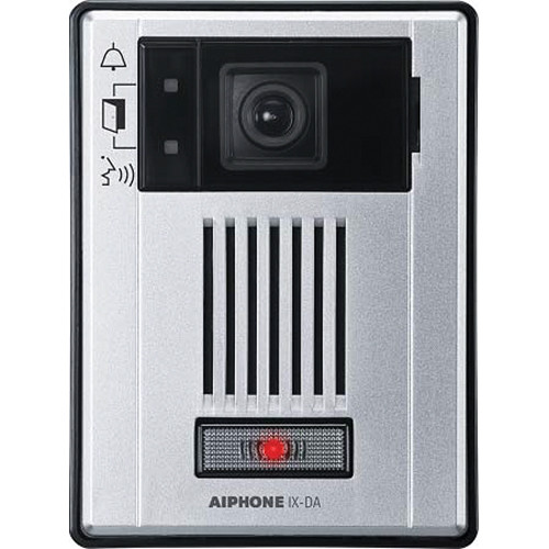 Aiphone IX-DA Surface Mount Video Door Station for IX Series IP Video Intercom System