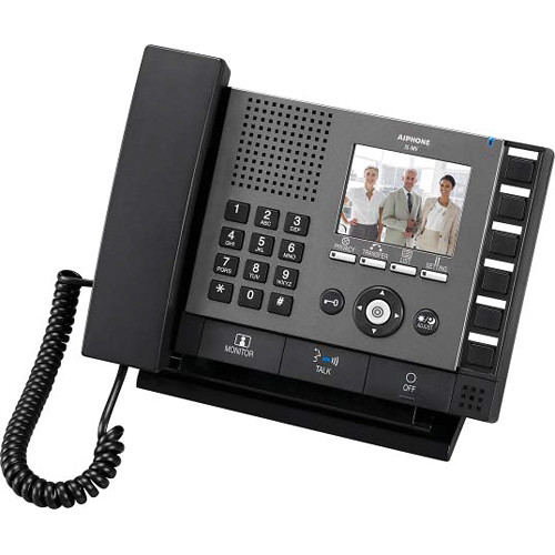 Aiphone IX-MV IP Addressable Master Station for IX Series Video Intercom Systems