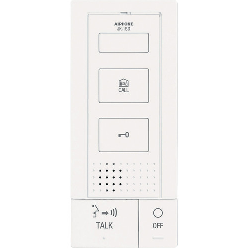 Aiphone JK-1SD Audio Sub Station for the JK Series PTZ Video Entry Security Systems