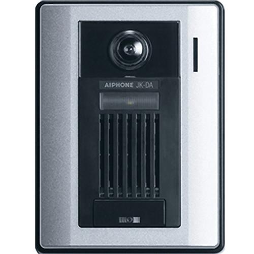 Aiphone JK-DA Surface Mount Weather-Resistant PTZ Color Video Door Station