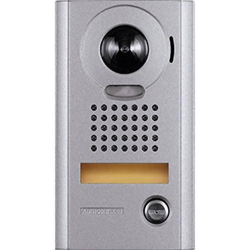 Aiphone JK-DV Surface Mount Weather- & Vandal-Resistant PTZ Color Video Door Station