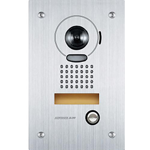 Aiphone JK-DVF Flush Mount Weather- & Vandal-Resistant PTZ Color Video Door Station