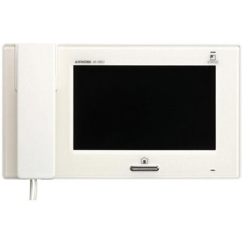 Aiphone JM-4MED Hands-Free Color Video Intercom Master Station