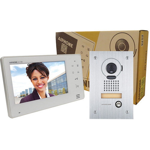 "Aiphone JO Series 7"" Monitor Video Intercom Set"