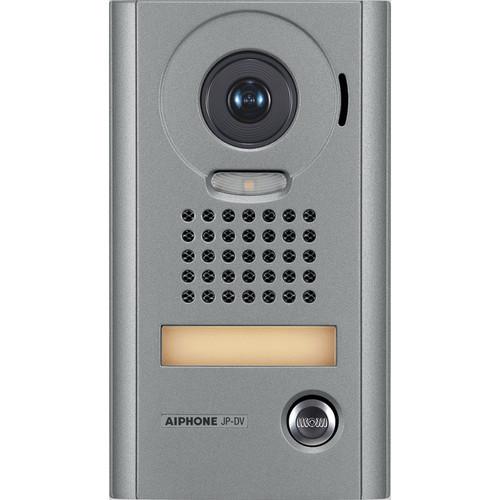 Aiphone JP-DV Surface Mount Vandal-Resistant Color Video Door Station for JP Series Video Intercom