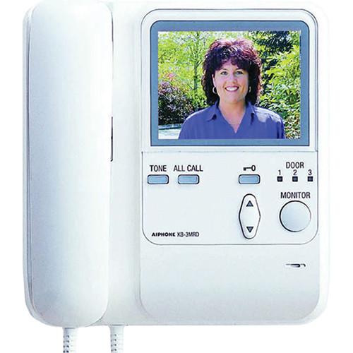 Aiphone KB-3MRD Master Monitor (White)