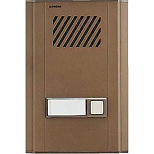 Aiphone LE-DL Surface-Mount Door Station for LEF Series Hands-Free Selective Call System