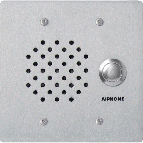 Aiphone LE-SS/A Vandal-Resistant Sub Station for LAF-C, LEF, LEM, AP-M, MP-S Master Stations
