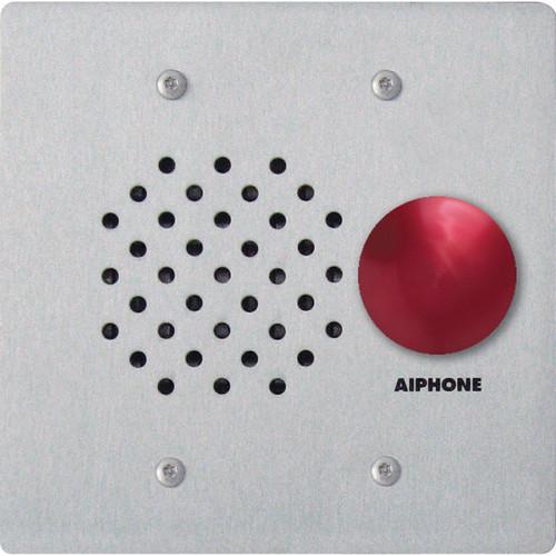 Aiphone NE-SSR Vandal- & Weather-Resistant Audio Door Substation for NEM, NDR, & NDRM Systems