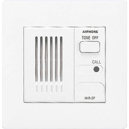 Aiphone NHR-SP Duty Station for NHX Series Nurse Call System (White)