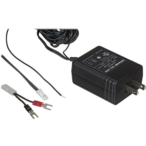 Aiphone SKK-620B DC Power Supply for Aiphone Intercom Systems (6VDC, 200mA)
