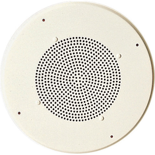 Aiphone SP-20N Flush Mount Ceiling Speaker Sub Station (White)