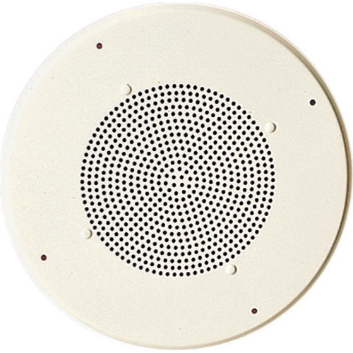Aiphone SP-2570N Indoor Flush-Mount Ceiling Speaker for Aiphone Intercom System with Paging
