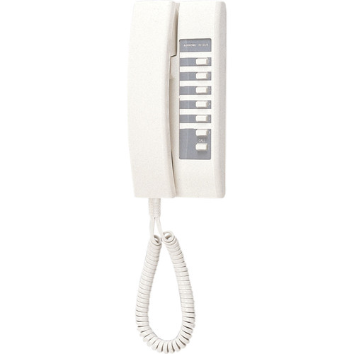 Aiphone 6-Call Master Station for TD-H Series Selective Call Intercom System