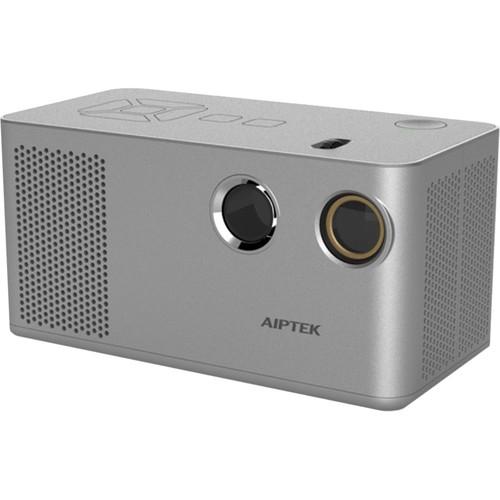 Aiptek AN500-VT 400-Lumen WXGA DLP Pico Projector with Wi-Fi