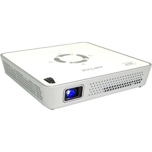 Aiptek MobileCinema i120 120-Lumen DLP Pico Projector with Wi-Fi