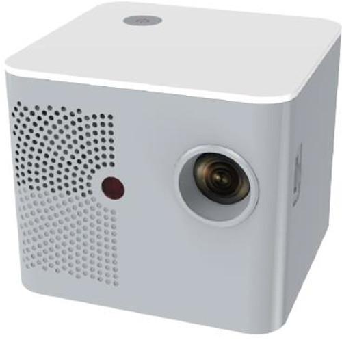 Aiptek i400 400-Lumen WXGA DLP Pico Projector with Wi-Fi