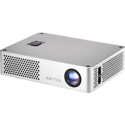 Aiptek L400 Stackable 400 Lumen DLP Projector