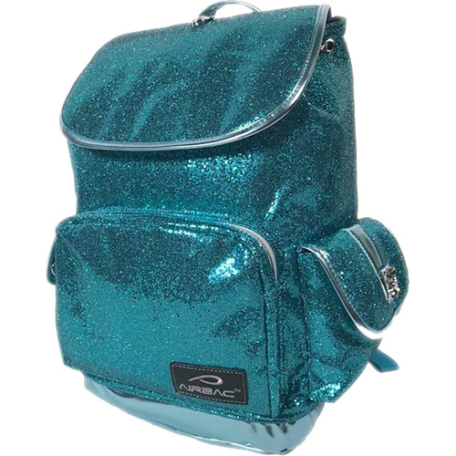 AirBac Technologies Bling Cheer Backpack (Teal)