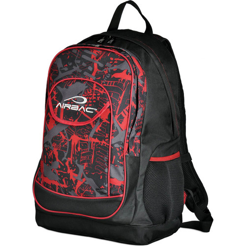 AirBac Technologies Groovy Backpack (Red)