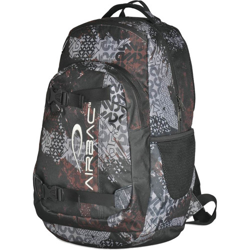 AirBac Technologies Skater Backpack (Brown)