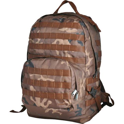 AirBac Technologies Troop Backpack (Brown)