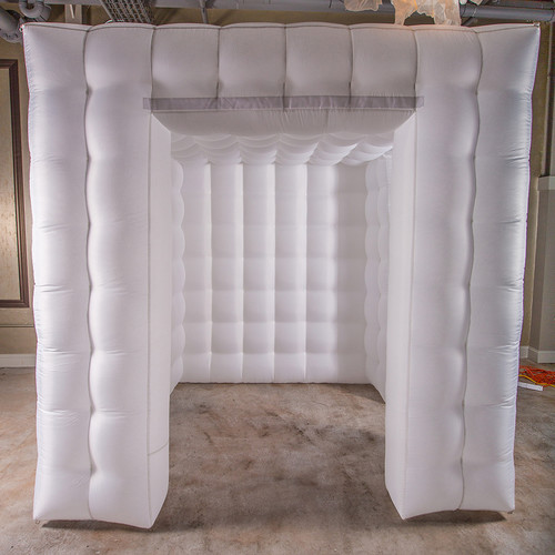 Airbooth Inflatable Photo Booth Enclosure (White)