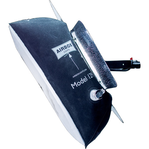 """Airbox Model 129 Inflatable Softbox for 9x12"""" LED Lights"""