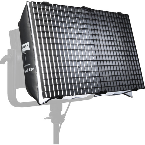 Airbox Model 126 Softbox Kit with Eggcrate Louver