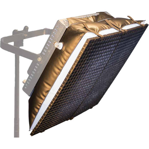 Airbox Model 1X1 Softbox Kit with Eggcrate Louver