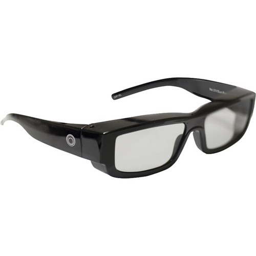 AirFlex5D ZAF-GL10 Linear Polarized Passive 3D Glasses (10 Pack)