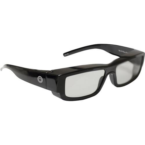 AirFlex5D ZAF-GL10 Linear Polarized Passive 3D Glasses (10 Pack)