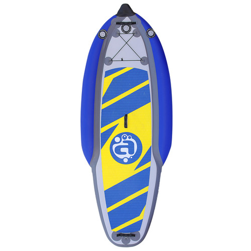 Airhead Rapidz Inflatable Stand-Up Paddleboard (9')